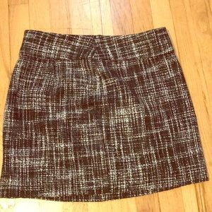 LIMITED Grey and black skirt